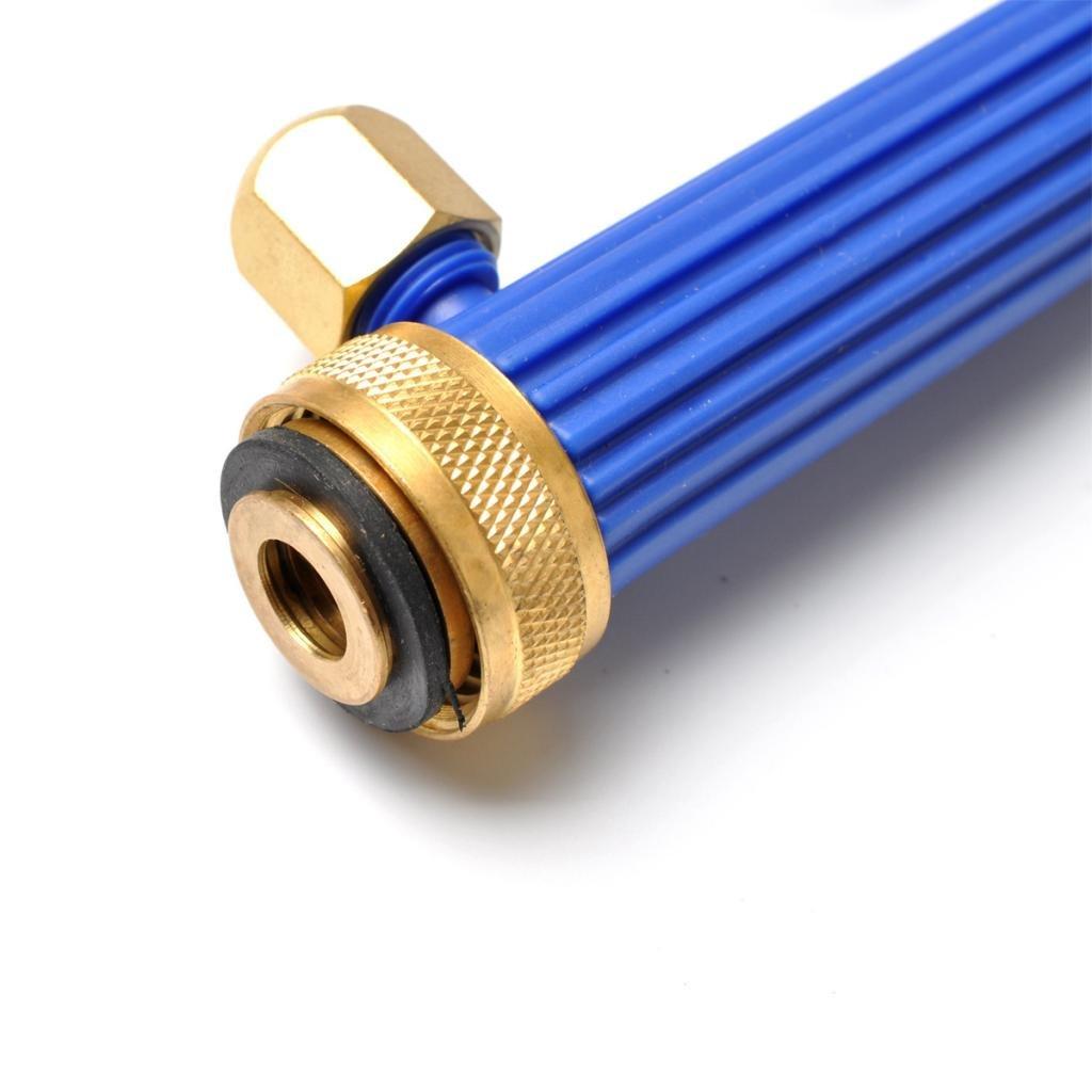 MagiDeal Tubo Flessibile Pistola Spruzzo Acqua Alta Pressione In Alluminio Ad Alta Pressione Ugello Spruzzatore