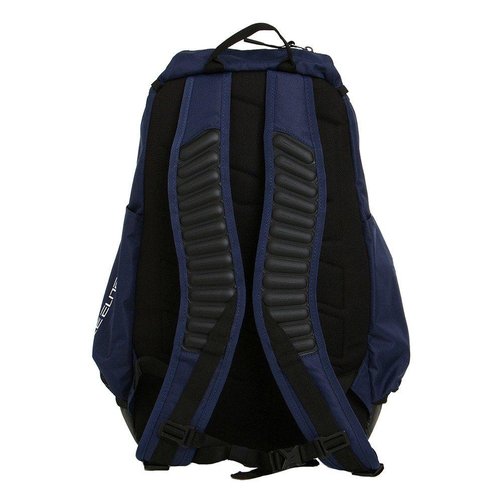 3b3ad2417035 Nike Hoops Elite Max Air Team 2.0 Basketball Backpack Midnight Navy Black  White