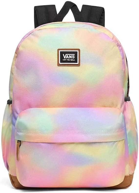 Mochila WM Realm Plus Backpack Aura Wash VANS: Amazon.es: Equipaje