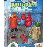 The Muppets Series 4 Koozebane Kermit w/ Koosebanians (Target Exclusive)