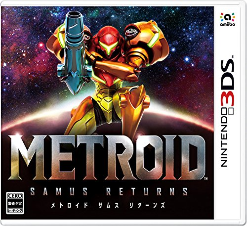 Metroid Samus Returns 3Ds Game Soft Normal Edition Region Japan Ver  Be The First To Write A Review