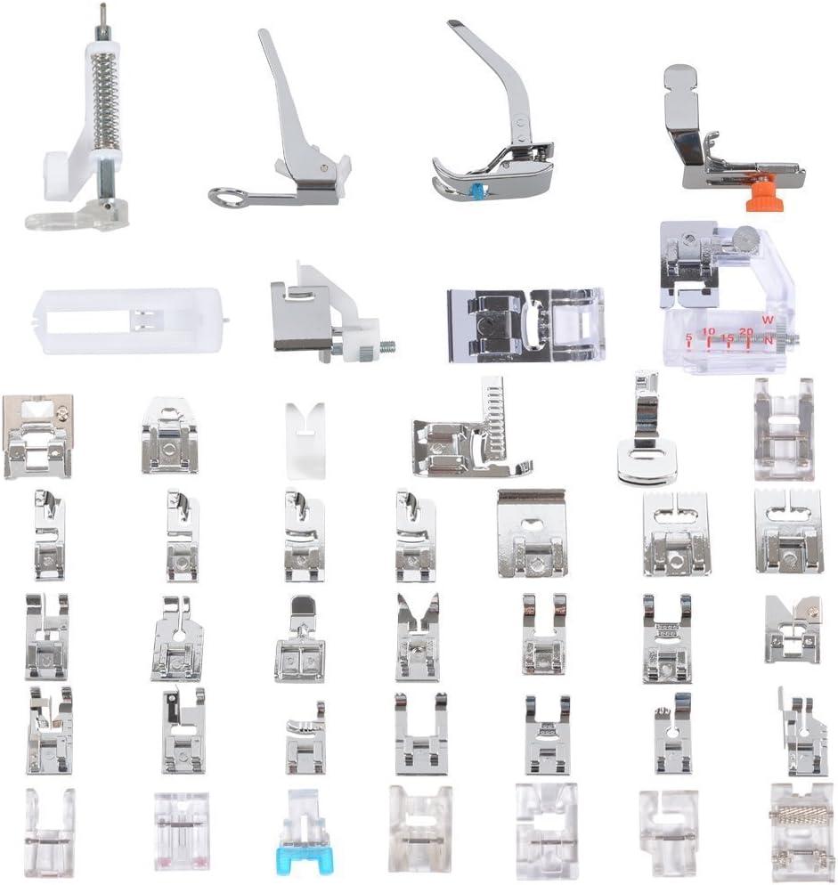 Rouleau Machine à Coudre Pied Presseur Low queue domestiques Singer etc machines à coudre