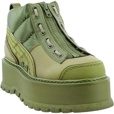 quality design e397a f2f2b Amazon.com | PUMA Mens Fenty by Rihanna Zipped Sneaker ...