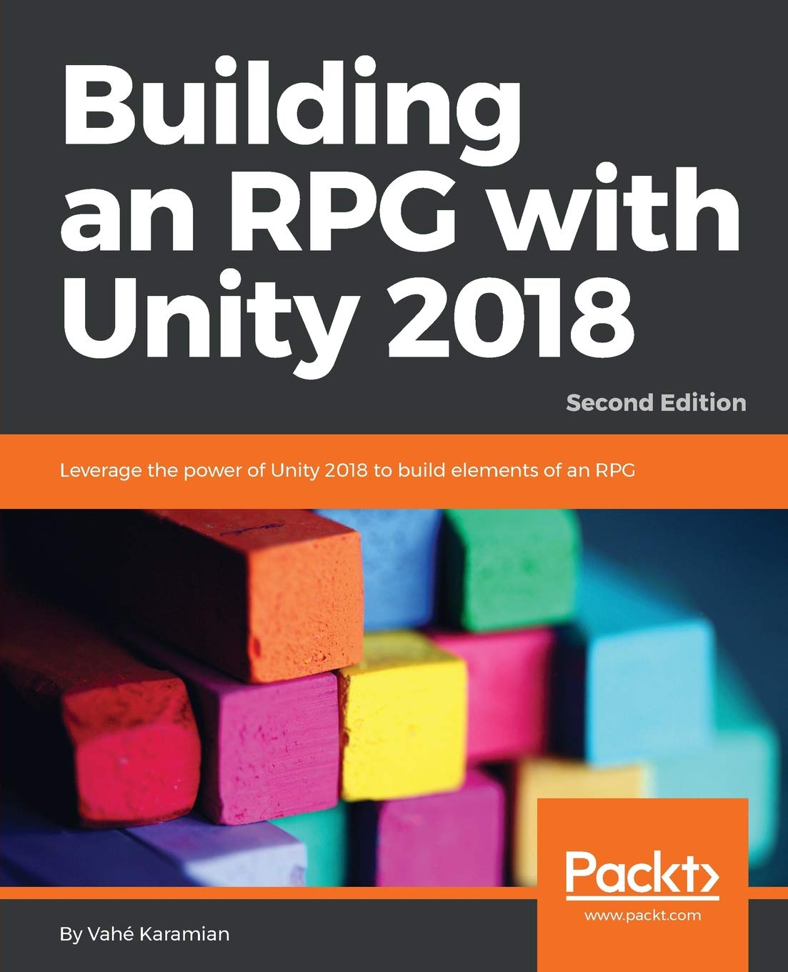 Amazon com: Building an RPG with Unity 2018: Leverage the