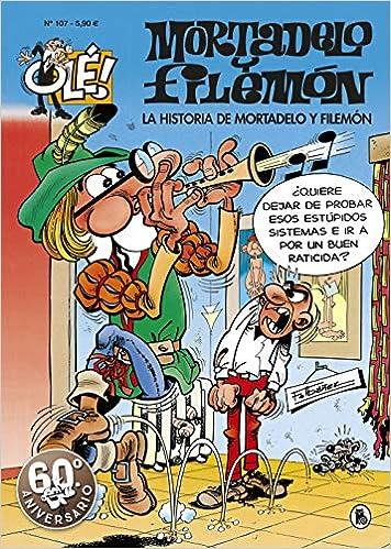 La historia de Mortadelo y Filemón Olé! Mortadelo 107: Amazon.es ...