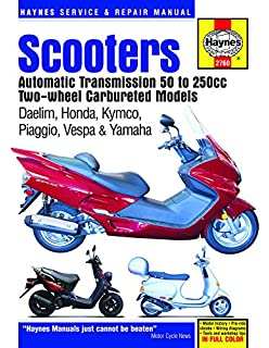 How to repair your scooter motorbooks workshop james manning scooters automatic transmission 50 to 250cc two wheel carbureted models haynes service repair fandeluxe Choice Image