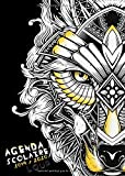 Agenda scolaire 2019 2020 Loup: Agenda scolaire 2019/2020 garçon, Août 2019 à Août 2020, format 15x21cm, Agenda scolaire 2019/2020 journalier
