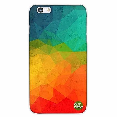 Designer Apple iPhone 6 Case Cover Nutcase   Multicolors Mobile Accessories
