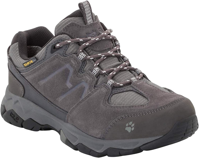 Jack Wolfskin Womens MTN Attack 6 Texapore Low Womens Waterproof Hiking Shoe Shoe