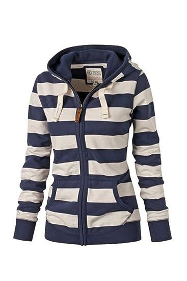 c53c9d9ef50 Suvotimo Women Plus Size Pullover Fleece Zip Up Hoodie Sweater Sweatshirts  Tops at Amazon Women s Clothing store