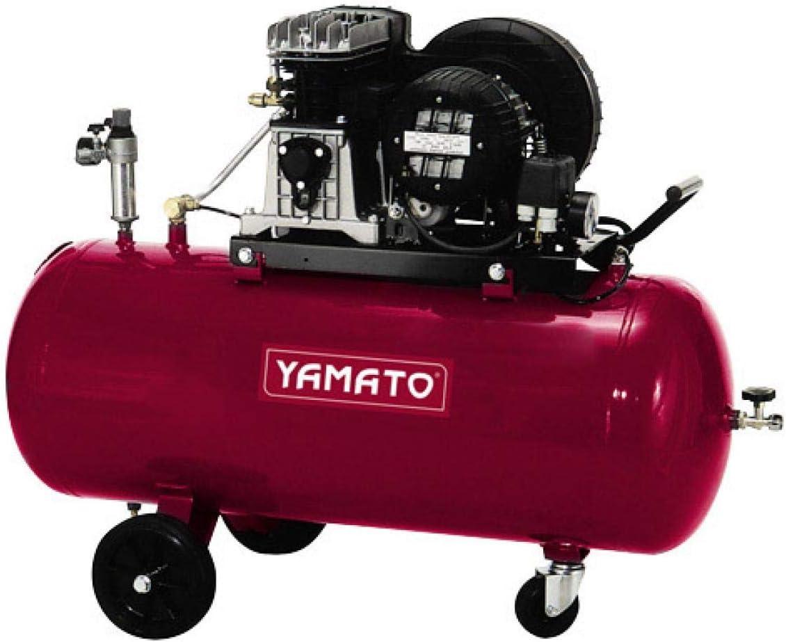 Yamato 17020065 Compresor Profesional 100 litros Hp3,0: Amazon.es ...