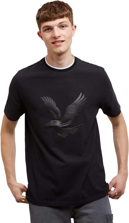 Lyle /& Scott Pique Mens T-Shirt
