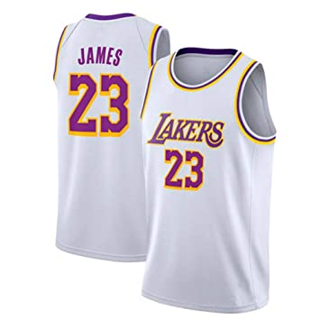 NBA Lebron James/Michael Jordan NO.23 Camiseta de Baloncesto ...