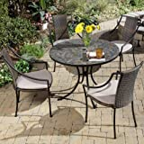Cheap Home Styles 5-Pc Outdoor Dining Set