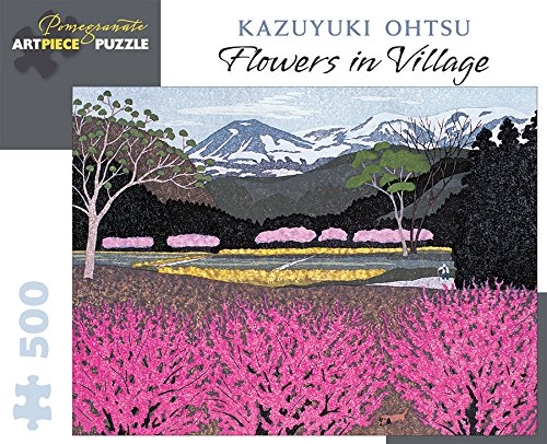 Cypress Garden Bridge - Pomegranate Kazuyuki Ohtsu Flowers Village
