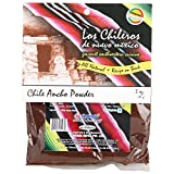 Los Chileros Chile Ancho Powder, 3 Ounce Package(Package may Vary)