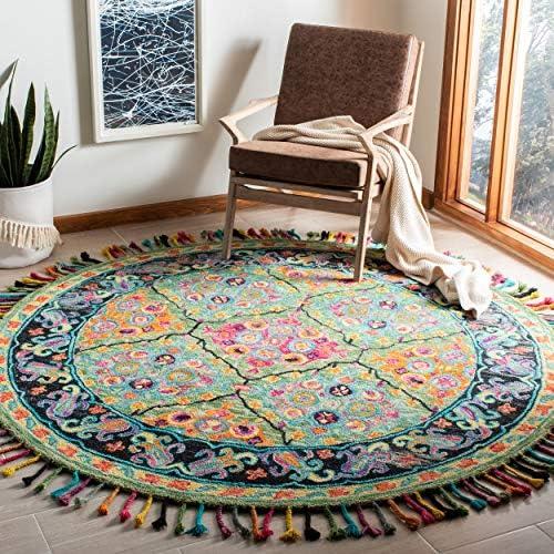 Safavieh Aspen Collection APN114Y Handmade Wool Area Rug