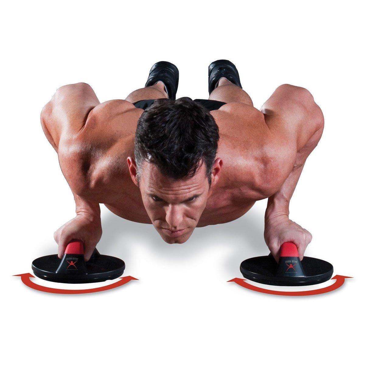 Orange Planet Iron Gym Push Up Max