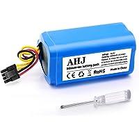 AHJ 14,4V 2600mAh Li-Ion Batería de Repuesto Compatible con Cecotec Conga 1290 1390 1490 1590 Robot Aspiradoras con…