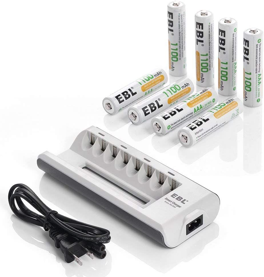 EBL AAA Battery Charger