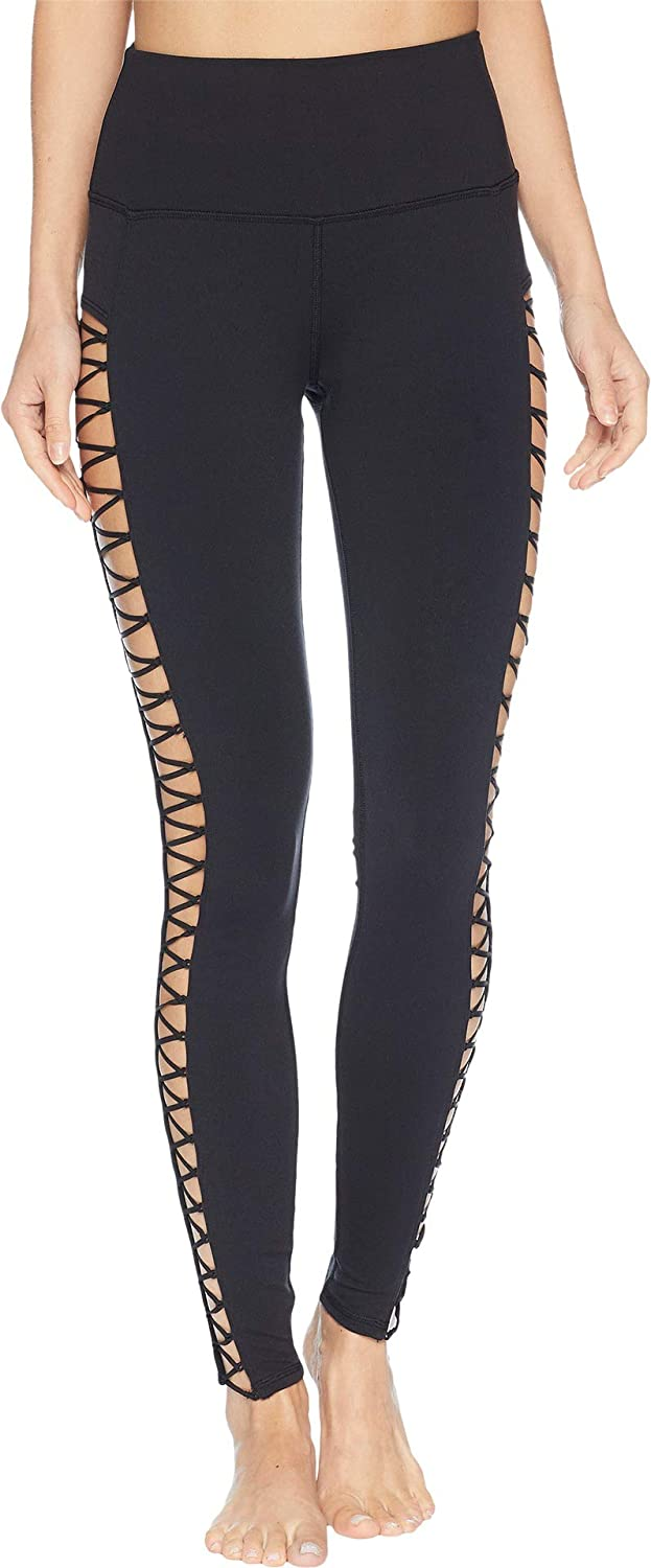b8c10c7fe7 ALO Womens High Line Lace-up Legging at Amazon Women's Clothing store: