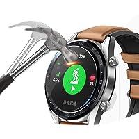 Cooljun 3PCS/5PCS Compatible avec Huawei Watch GT,Film de Couverture Totale Anti-déflagrant pour écrans de Protection en TPU