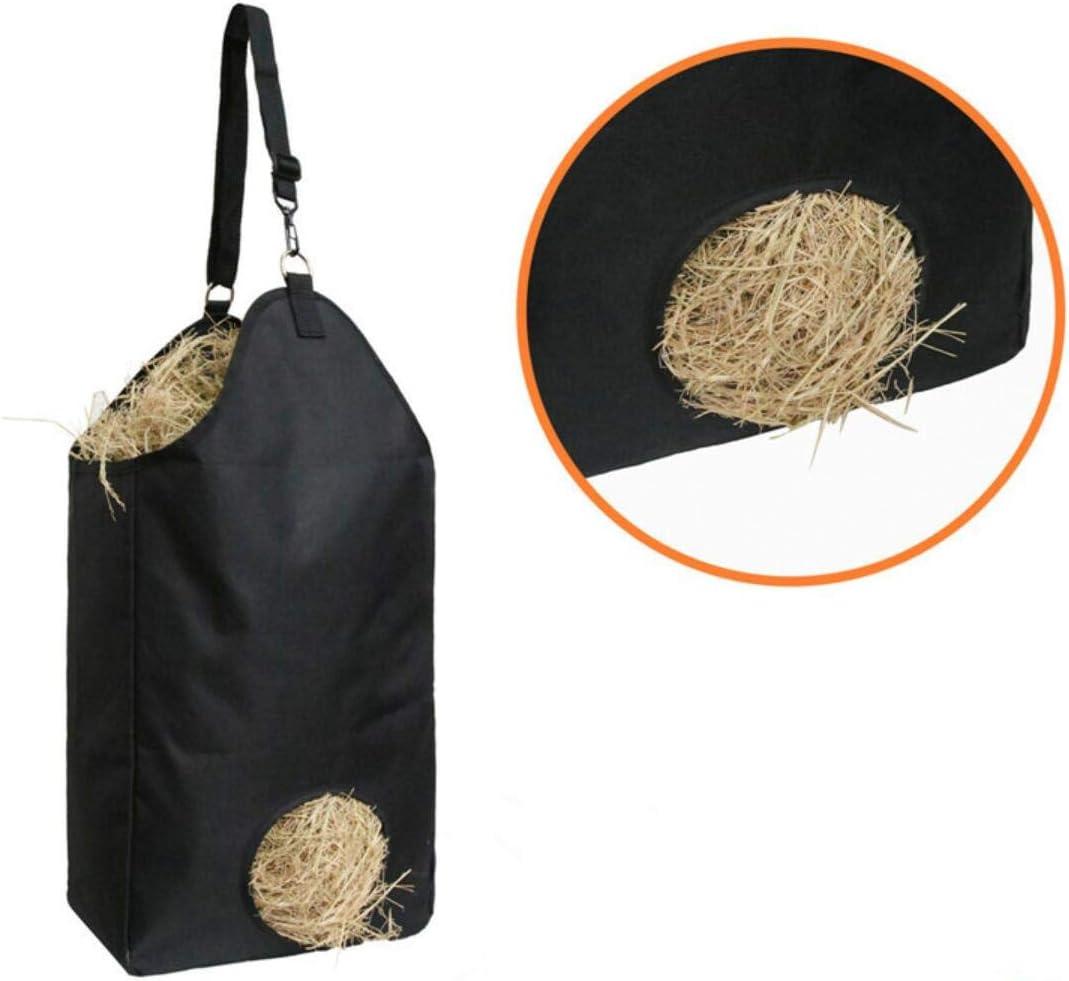 HALAWAKA - Bolsa de almacenamiento de malas hierbas Oxford, para caballos y cabras, alpacas