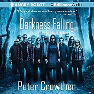 Darkness Falling Audiobook