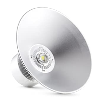 Lightcraft High Bright Foco Reflector LED para Naves Industriales (distribución uniforme luz, larga vida