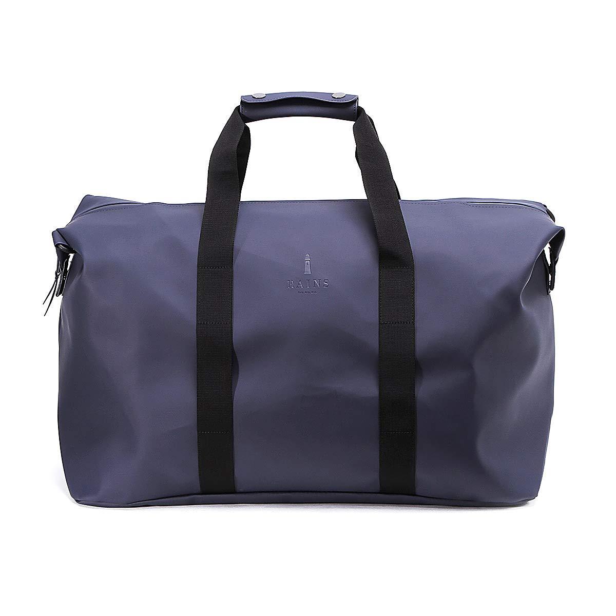 レインズ ボストンバッグ Weekend Bag RAINS 1286  ブルー B07H8ZMRGG