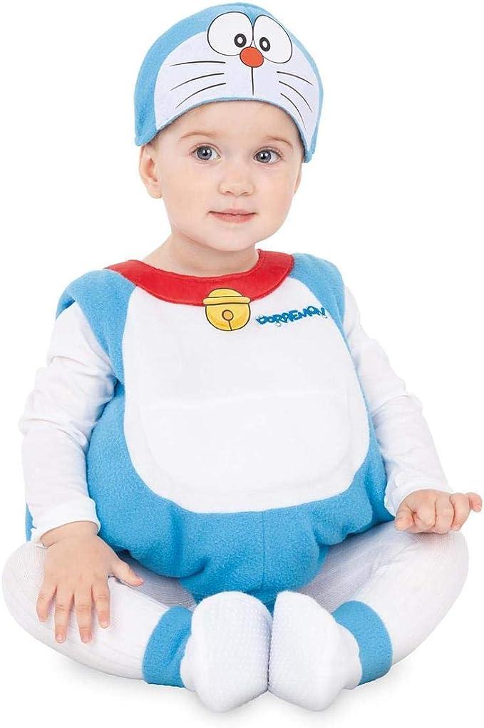 Doraemon Disfraz de Gato cósmico bebés: Amazon.es: Ropa y accesorios