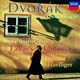 Dvorak: Piano Quintet, Op. 81/ String Quartet No. 10, Op. 51
