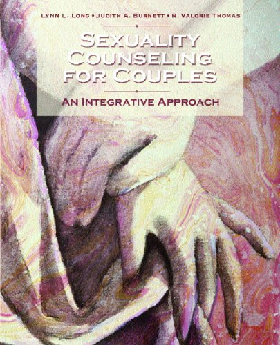 Sexuality Counseling: An Integrative Approach by Pearson