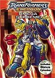 : Transformers Energon: Omega Supreme