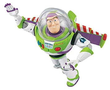 Amazon.com: Disney Toy Story Signature Collection Buzz Lightyear Talking  Action Figure: Toys U0026 Games Awesome Ideas