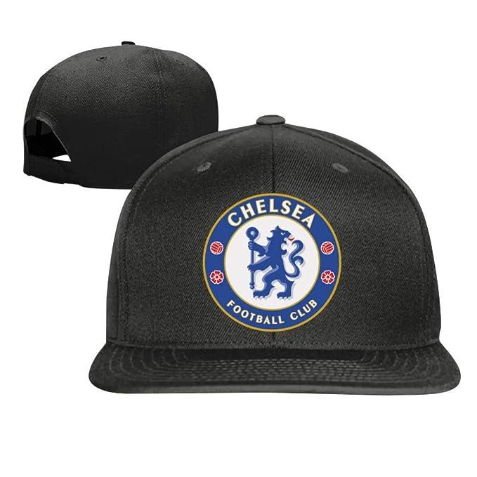 Chelsea FC Unisex Baseball Kappe mit Club Wappen