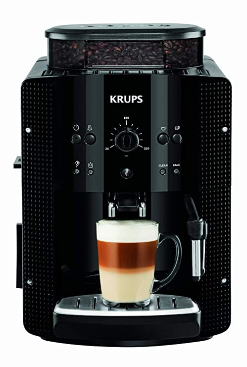 Amazon.com: KRUPS Automatic Coffee Machine 1.8 l 15 bar ...