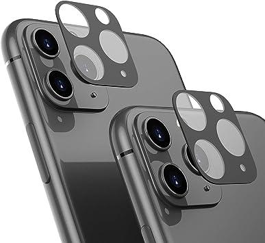 Voviqi Protector de Pantalla Cámara para iPhone 11 Pro MAX/iPhone ...