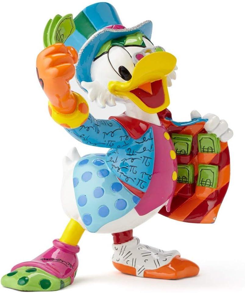 Disney Britto Uncle Scrooge Figurine 14/cm