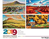 2019 New Mexico Magazine Artist Calendar