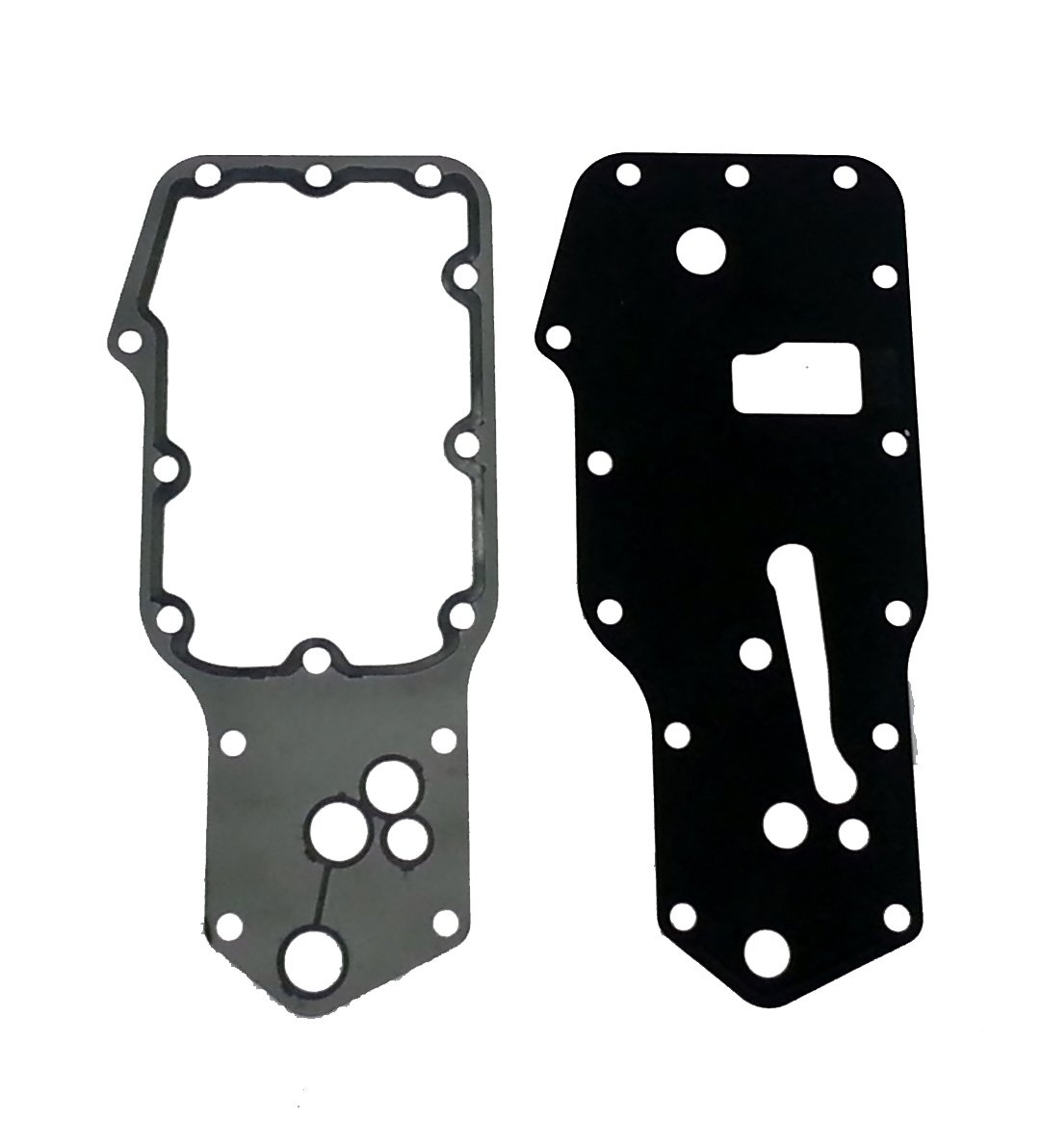 New Replacement Heavy Duty Oil Cooler /& Gasket Kit 3957544 for Oliver White Cummins Engines CASE-IH