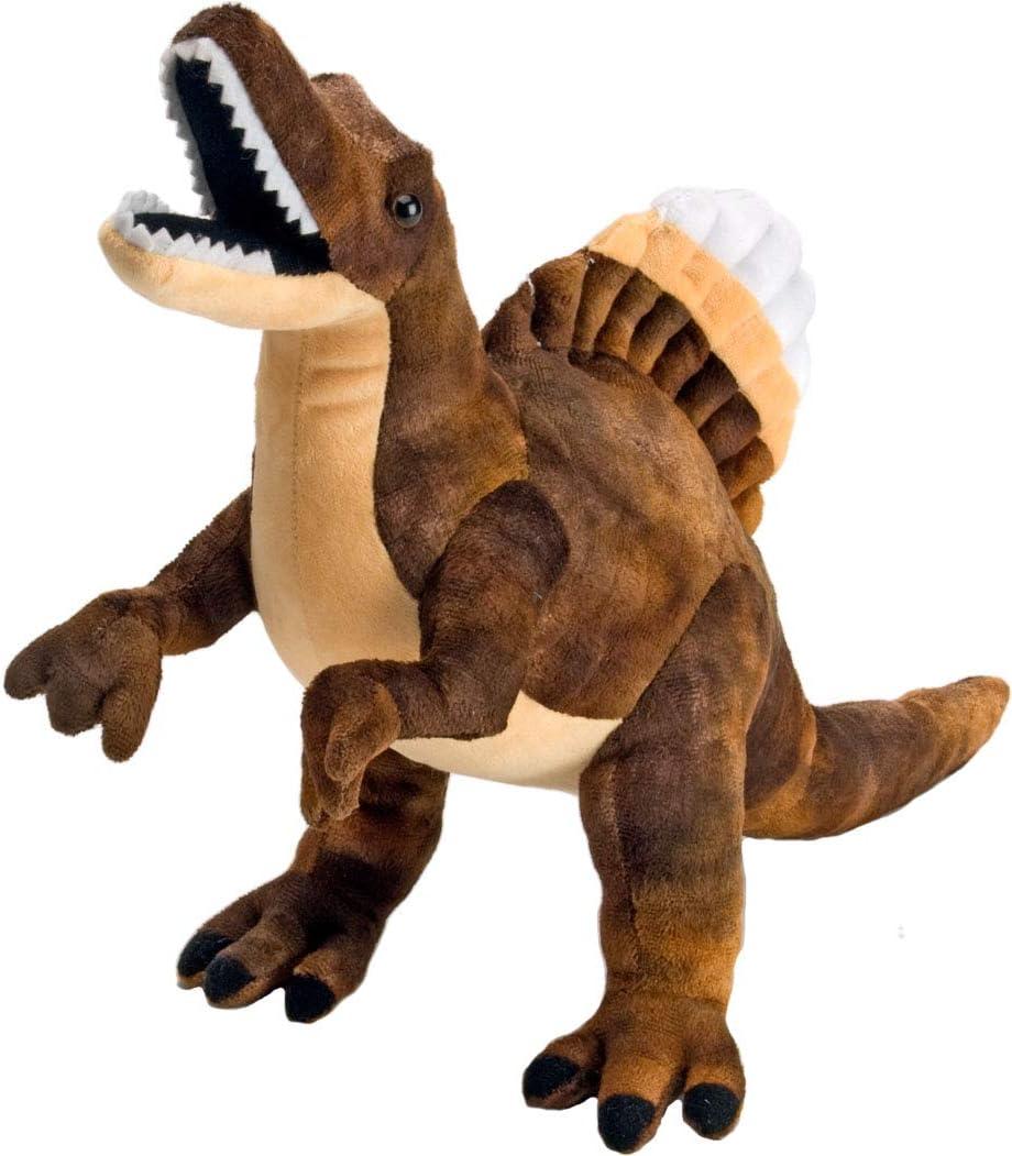 Peluche 25 Cm Spinosaurus Wild Republic Dinosaure 15492