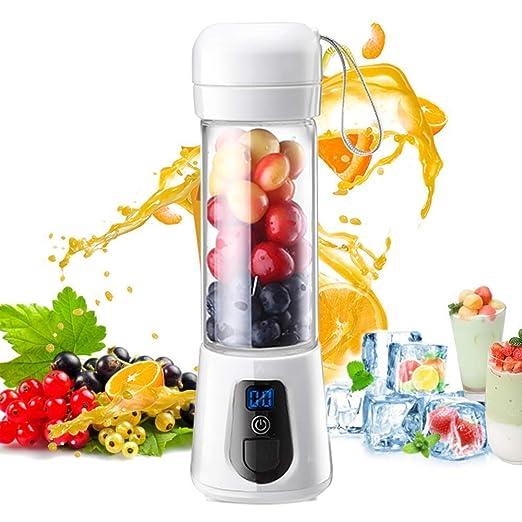 Exprimidor eléctrico Copa USB, mezclador de la fruta ...
