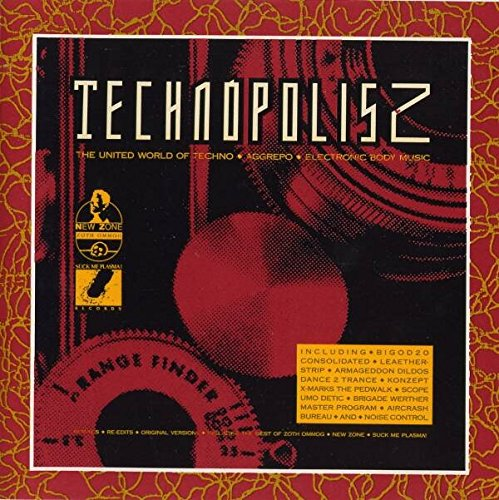 Technopolis 2 (German Import) The United World of Techno, Aggrepo, Electronic Body Music