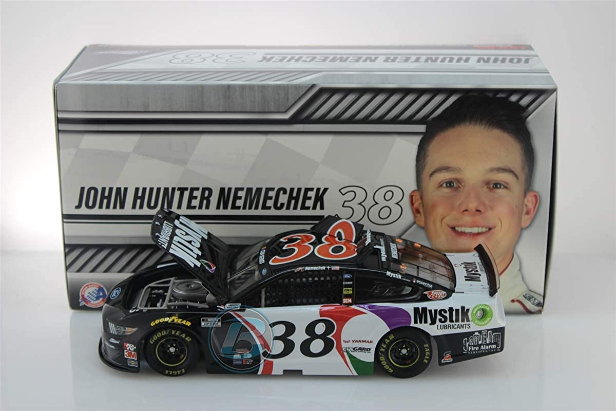Lionel Racing John Hunter Nemechek 2020 Mystik Lubricants 1:24