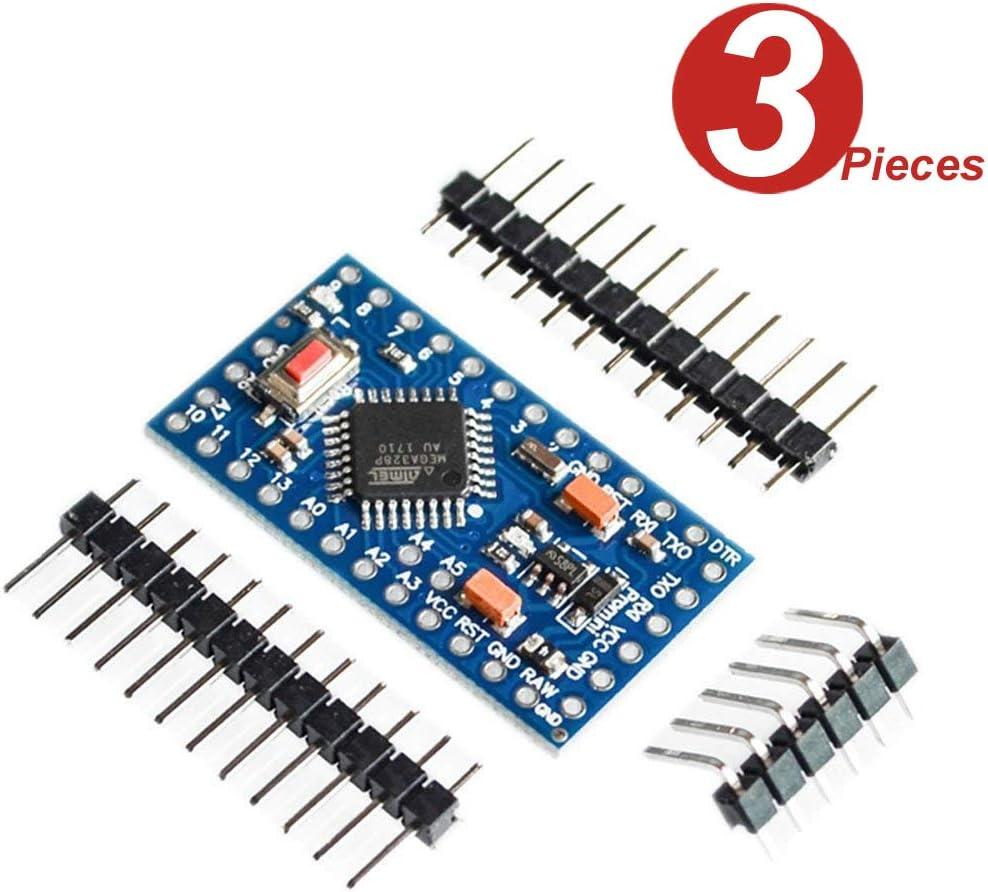 3x Nano V3 Board ATMEGA Arduino kompatibel FTDI FT232RL USB UART