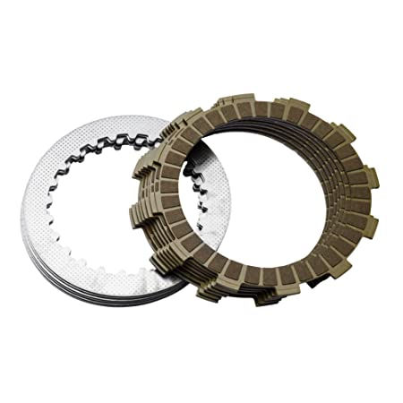 Amazon.com: Tusk Competition Racing Clutch Kit - YAMAHA RAPTOR 700 700R 2006–2018: Automotive