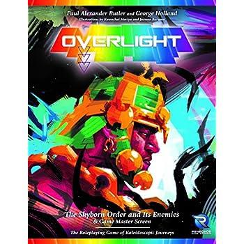 Amazon.com: Renegade Game Studios RGS0813 Overlight A ...