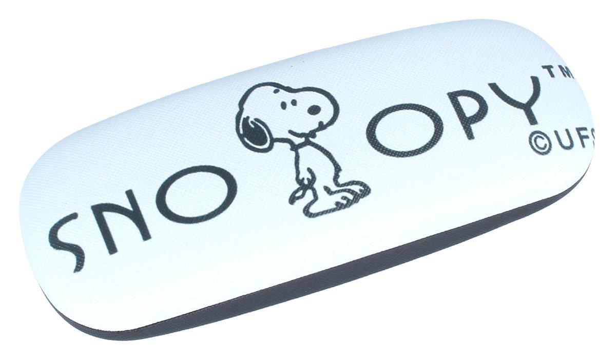 super Brillenetui für Kinder Snoopy Peanuts mit Metallscharnier nasenfahrrad24