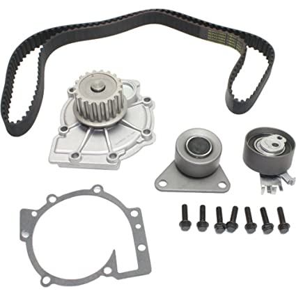 Amazon.com: Timing Belt Kit Water Pump For 1998-2007 Volvo V70 S40 S80 S60 XC90 S70 DOHC Turbo: Automotive
